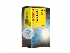 Галогеновая лампа Bosch HB3 Pure Light