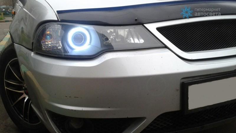 Ангельские глазки для Daewoo Nexia N150: описание, доставка. Цена: 2995 р.