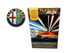 Чип тюнинг двигателя TuningBox для Alfa Romeo