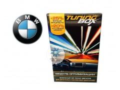 Чип тюнинг двигателя TuningBox для BMW