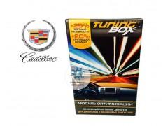 Чип тюнинг двигателя TuningBox для Cadillac