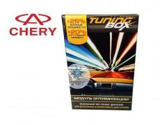 Чип тюнинг двигателя TuningBox для Chery