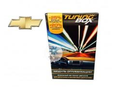 Чип тюнинг двигателя TuningBox для Chevrolet