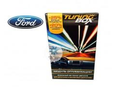 Чип тюнинг двигателя TuningBox для Ford