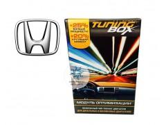 Чип тюнинг двигателя TuningBox для Honda