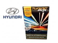 Чип тюнинг двигателя TuningBox для Hyundai