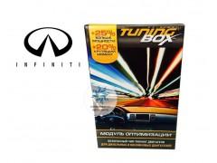 Чип тюнинг двигателя TuningBox для Infiniti