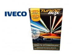 Чип тюнинг двигателя TuningBox для Iveco