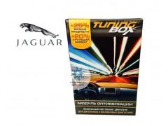 Чип тюнинг двигателя TuningBox для Jaguar