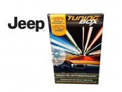 Чип тюнинг двигателя TuningBox для Jeep