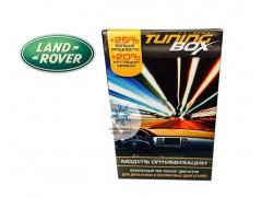 Чип тюнинг двигателя TuningBox для Land Rover