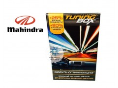 Чип тюнинг двигателя TuningBox для Mahindra
