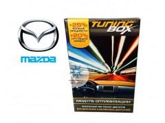 Чип тюнинг двигателя TuningBox для Mazda