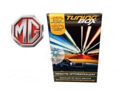 Чип тюнинг двигателя TuningBox для MG