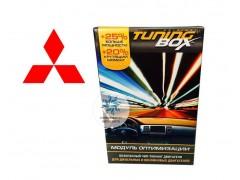 Чип тюнинг двигателя TuningBox для Mitsubishi