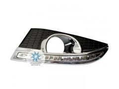 ДХО Silverstar для Chevrolet Captiva (с 2011 г. в.)