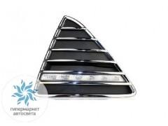 ДХО Silverstar для Ford Focus (с 2012 г. в.) хром