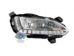 ДХО Silverstar для Hyundai IX45, Santa Fe (с 2013 г. в.)