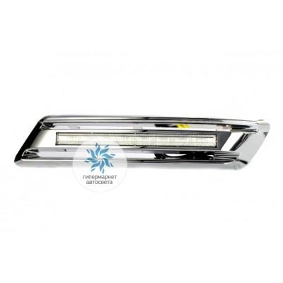 ДХО Silverstar для Toyota Highlander (с 2012 г. в.) тип B