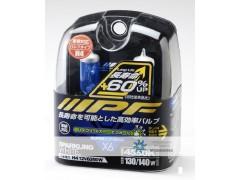 Газонаполненные лампы IPF H3 6X25 65W Sparkling White 4550K Long Life +60%