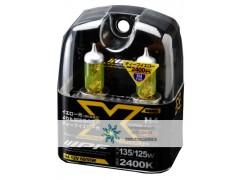 Газонаполненные лампы IPF H1 XY13 55W Yellow 2400K