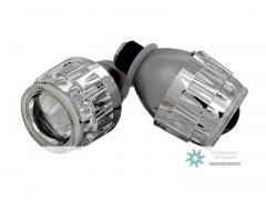 Биксеноновые линзы Silver Star G5 P2501