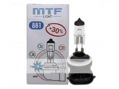 Галогеновая лампа MTF Light H27 Standard 2900K
