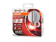 Ксеноновая лампа Osram D2S 66240XNL-HCB Xenarc Night Breaker Laser
