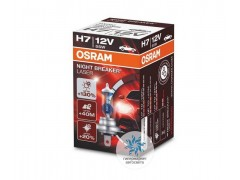 Галогеновая лампа Osram H7 64210NBLC1 Night Breaker Laser