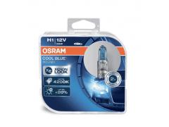 Набор галогеновых ламп Osram H1 64150CBI Cool Blue Intense 4200K