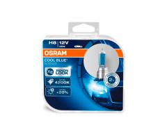 Набор галогеновых ламп Osram H8 Cool Blue Intense 64212CBI-HCB