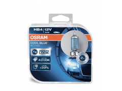 Набор галогеновых ламп Osram HB4 9006CBI Cool Blue Intense 4200K