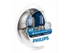 Набор галогеновых ламп Philips H7 12972DVS2 Diamond Vision