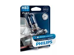 Набор галогеновых ламп Philips HB3 9005DVS2 Diamond Vision