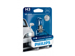 Галогеновая лампа Philips H3 12336WHVB1 WhiteVision
