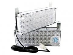 Светодиодные панели-стробоскопы Federal Signal 525