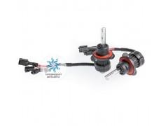 Биксеноновая лампа Optima Premium H13 12V