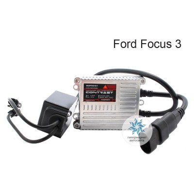 Блок розжига Contrast CANBUS Ford Focus 3