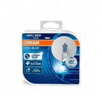 Набор галогеновых ламп OSRAM H1 62150CBB-HCB Cool Blue Boost
