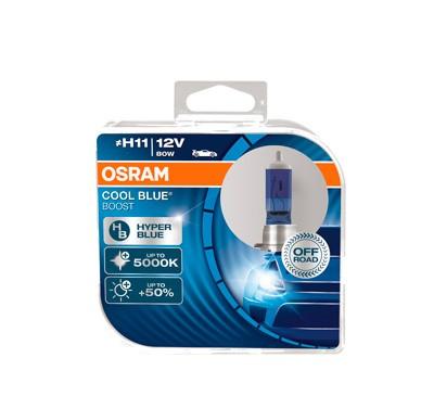 Набор галогеновых ламп OSRAM H11 62211CBB-HCB Cool Blue Boost