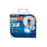 Набор галогеновых ламп OSRAM H4 62193CBB-HCB Cool Blue Boost