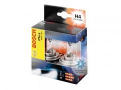 Галогеновая лампа Bosch H4 Plus 50 Plus Life