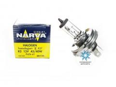 Галогеновая лампа Narva HR2 12V 45/40W (P45t) 48121