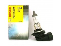 Галогеновая лампа Bosch H10 Pure Light 1987302083
