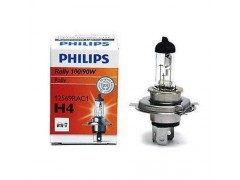 Галогеновая лампа Philips H4 Rally 12569RAC1