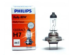 Галогеновая лампа Philips H7 Rally 12035RAC1