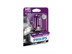 Галогеновая лампа Philips H7 Vision Plus +60% 12972VPB1