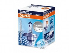 Галогеновая лампа Osram HR2 12V 60/55W (P45t) Super Bright 64198SB
