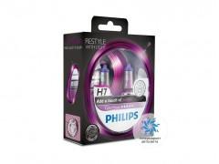 Набор галогеновых ламп Philips H7 ColorVision