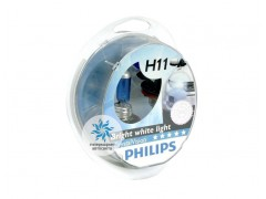 Набор галогеновых ламп Philips H11 12362CVS Crystal Vision